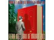 Cartel Promoción Edición Feria Libro Madrid 2013