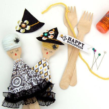 Manualidades con muñecas