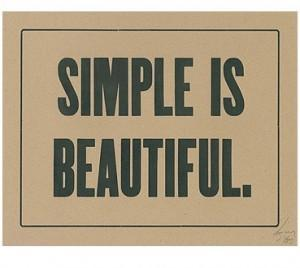 wilson simple 300x268 Vida Sencilla y Frugalidad: El éxito de la Sencillez