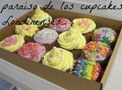 Crumbs Doillies, paraíso cupcakes Londinenses