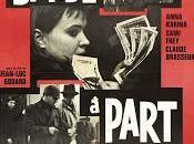 Banda aparte (1964), jean-luc godard. relaciones extrañas.