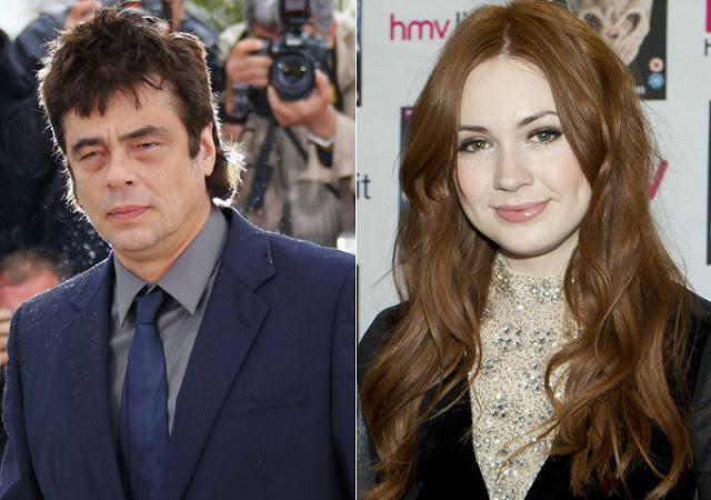 Benicio del Toro se suma a 'Guardians of the Galaxy'