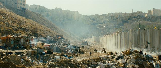 Inch'Allah (2013) Una película de Anaïs Barbeau-Lavalette