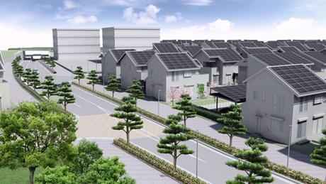 H1 2 Panasonic Smart Towns. Bienvenidos a la Ciudad Ecológica