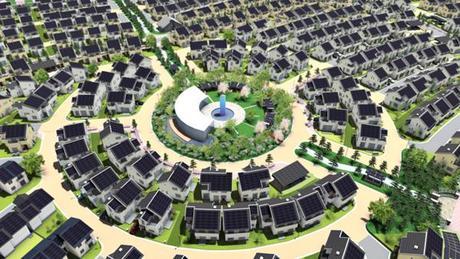 2011 1108 fujisawa sst photo Panasonic Smart Towns. Bienvenidos a la Ciudad Ecológica