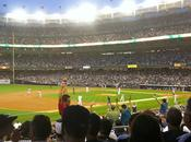 primer partido Béisbol: Yankees