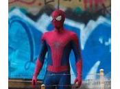 Gwen Spidey nuevas fotos rodaje Amazing Spider-Man
