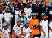 Fundación Real Madrid Alsa colaboran para llevar escuela sociodeportiva Marrakech