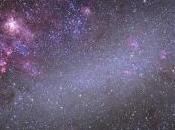 gran pequeña nube Magallanes ultravioleta