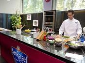 Pedro Abascal descubre lado gourmet salchichas invitados especiales