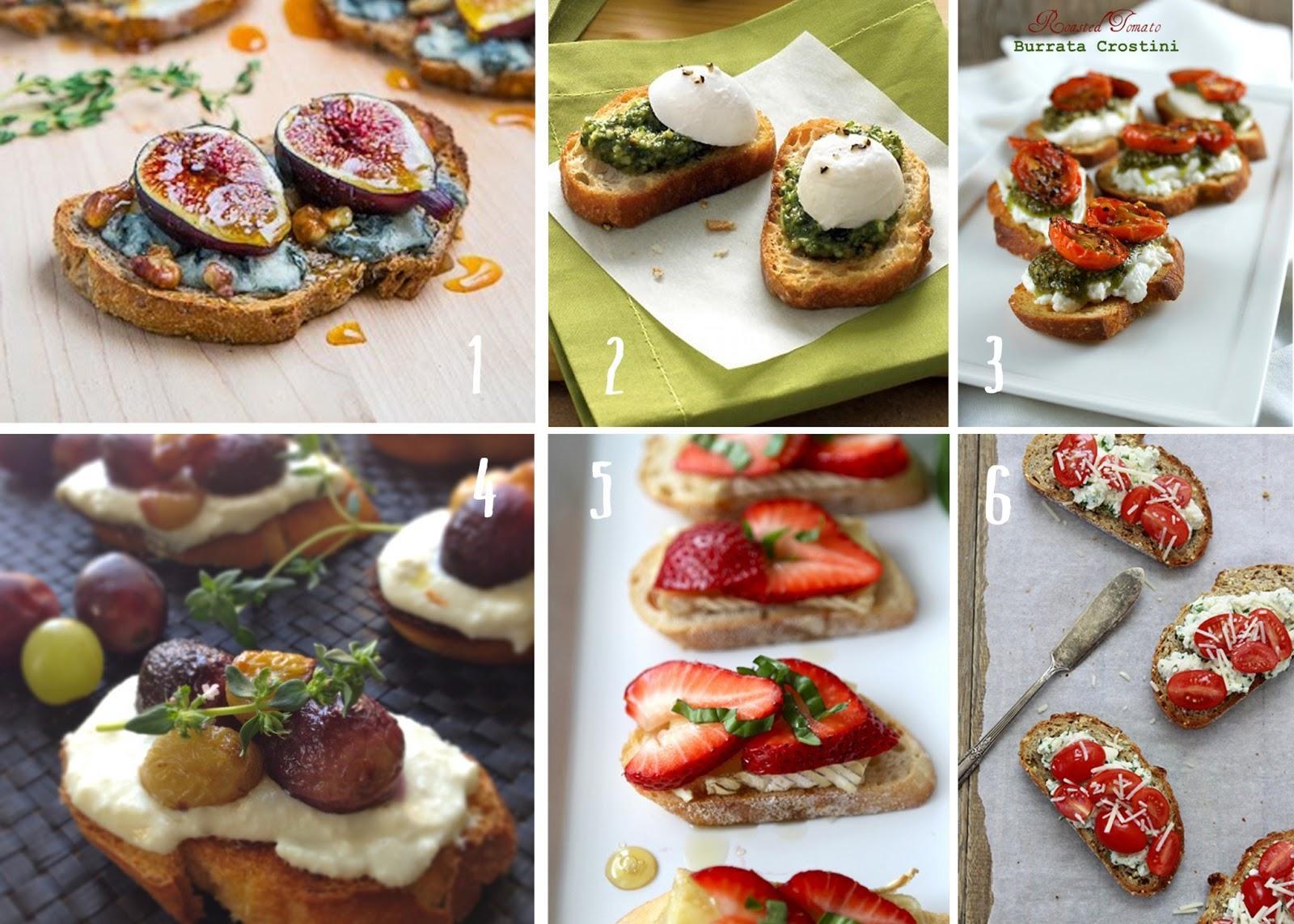 Picoteamos un poco recetas ideales para fiestas paperblog for Tapas frias para fiestas