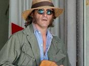 extraño look Joaquin Phoenix 'Inherent Vice'