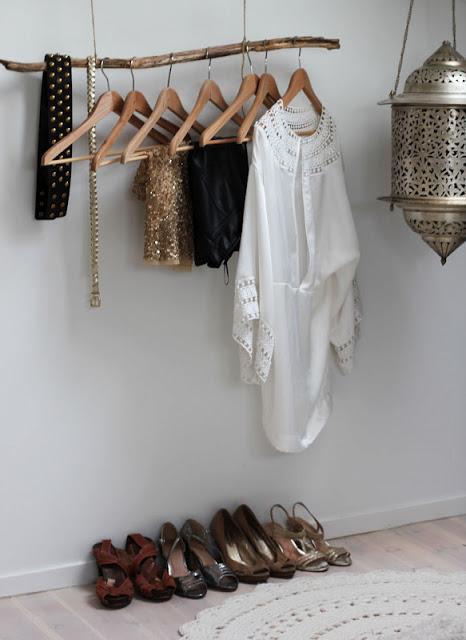 Percheros abiertos para colgar la ropa paperblog - Percheros para colgar ropa ...