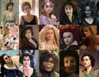 SOLUCIONES - El quién es quién de Helena Bonham Carter