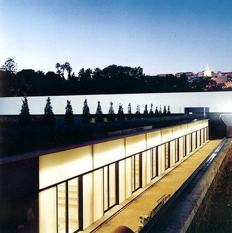 Centro de documentación e información en el Palacio Belém, João Luís Carrilho