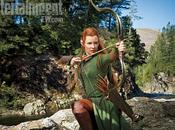 Primera imagen oficial Hobbit Evangeline Lilly