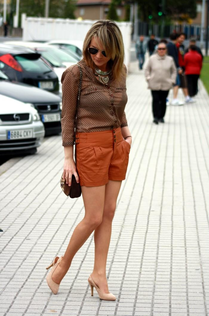 Outfit Low Cost: Brown