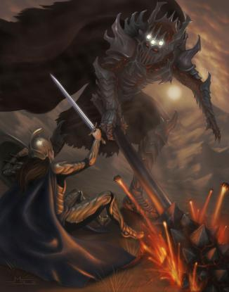 morgoth fingolfin