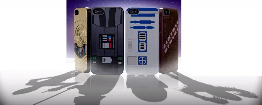 Fundas para el iPhone 5 Star Wars
