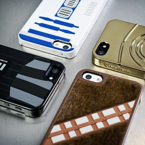 Star Wars accesorios para iPhone 5