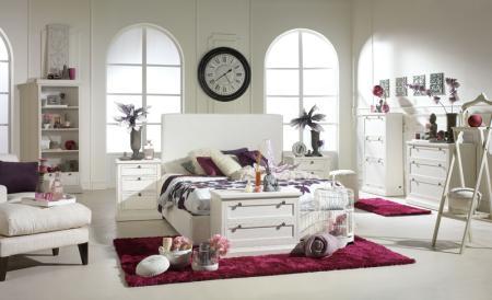 El estilo rom ntico de banak importa paperblog - Dormitorios estilo romantico ...