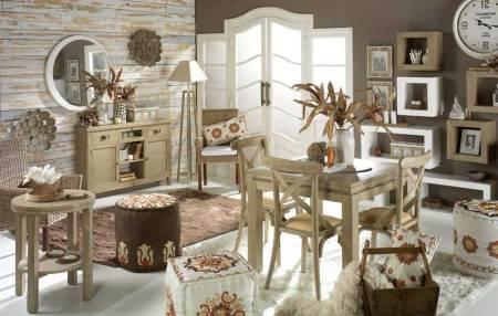 El estilo rom ntico de banak importa paperblog - Casas estilo romantico ...