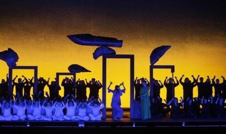 Vista del escenario de Perséphone