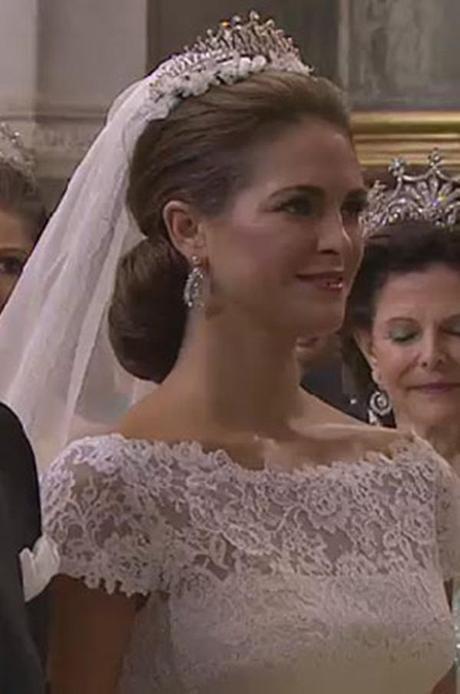 La novia: Magdalena de Suecia