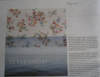 Té en verano: reportaje de La Vanguardia