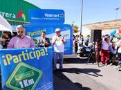 Pintan escuelas públicas Pachuca voluntarios clientes Bodega Aurrera