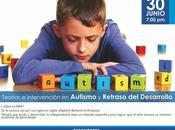 Conferencia internacional Enfoque para personas autismo problemas desarrollo