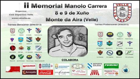 Cartel Manolo Carrera