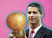 Cristiano Ronaldo tiene balón bizcocho