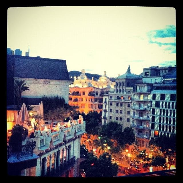 Terraza Alaire El Hotel Condes De Barcelona Inaugura La