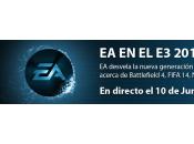 2013 Electronic Arts, conferencia compañía evento