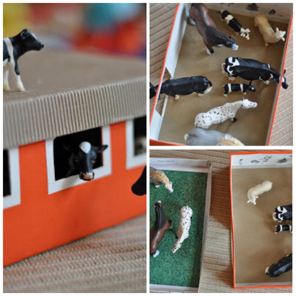 Ideas de manualidades con cajas de zapatos paperblog - Decorar cajas de zapatos ...