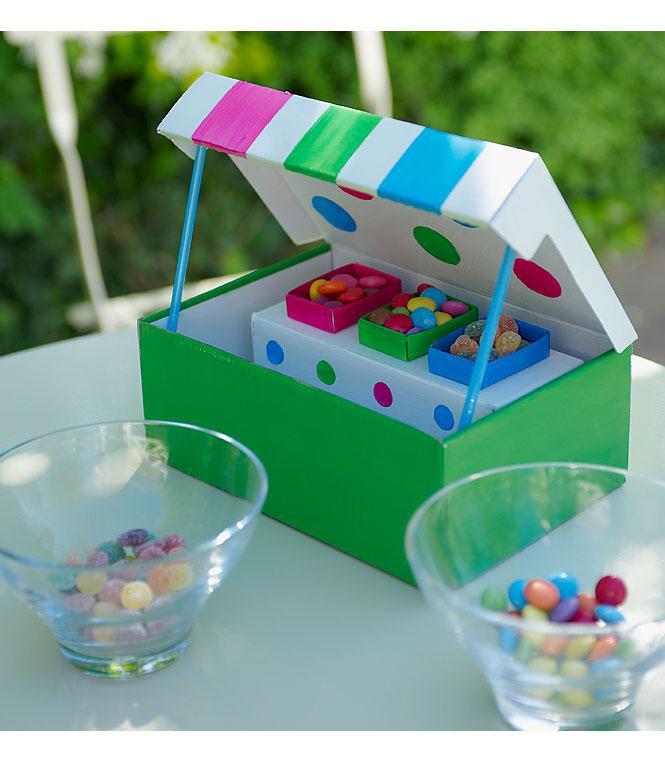 Ideas de manualidades con cajas de zapatos paperblog - Cajas para manualidades ...