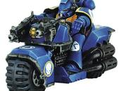 Space marine Bike Fail