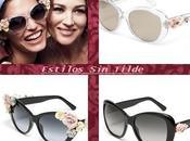 Colección Dolce Gabbana Flores: gafas