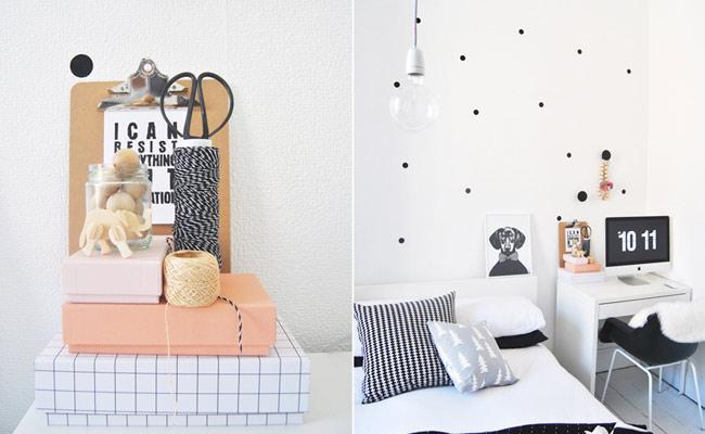 Ideas para decorar con estilo un dormitorio paperblog - Ideas para decorar un dormitorio ...