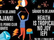 Horarios Make Noise Festival: Tropical, HEALTH