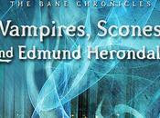 Portada revelada: Vampires, Scones, Edmund Herondale (The Bane Chronicles Cassandra Clare
