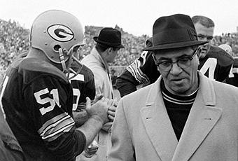 essay on vince lombardi