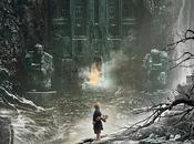 Hobbit: desolación Smaug' Primer tráiler cartel oficial