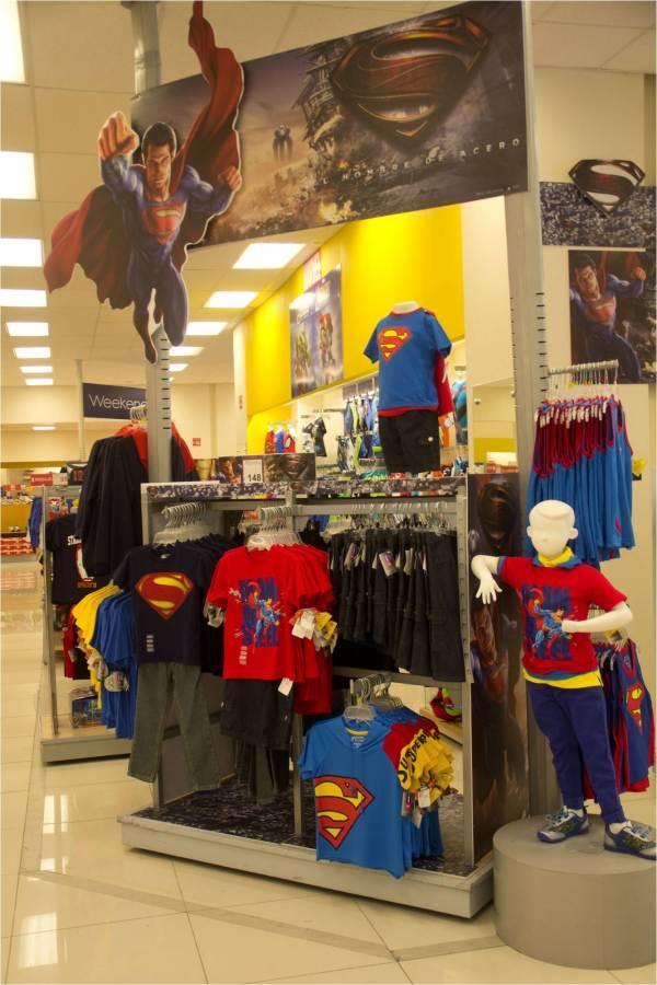 Warner bros consumer products m xico y suburbia anuncian for Distribuidora ropa interior