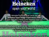 """Heineken invita parte """"Heineken Open Design Explorations (ODE)"""""""