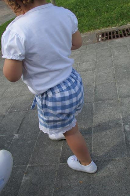 Les gustan mis pantaloncitos - 2 part 5