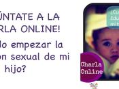 Apúntate Charla Online ¿Cuándo empezar educación sexual infantil? bono PromoKids