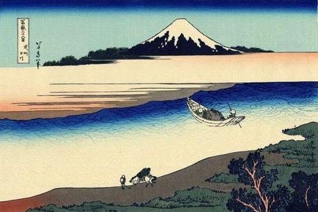 Katsushika Hokusai – El monte Fuji