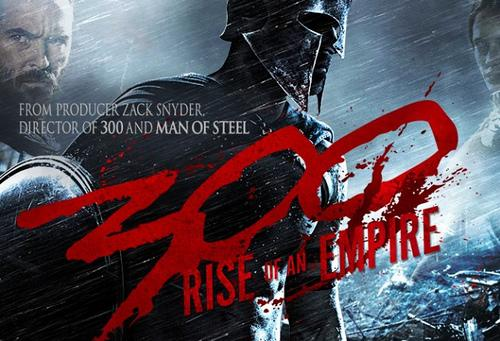 Tráiler de '300: Rise of an Empire'